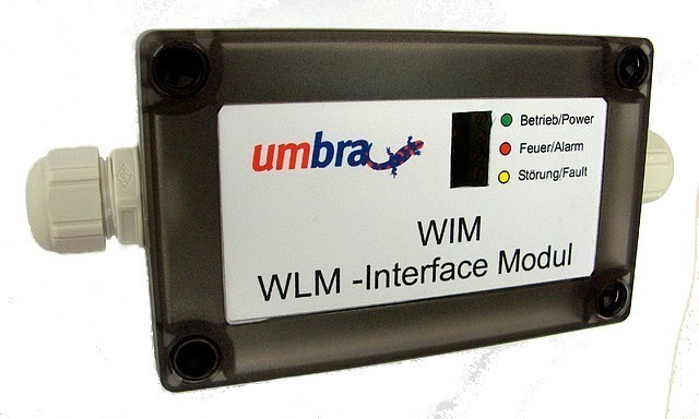 WLM Interfaceeinheit 02b komplett